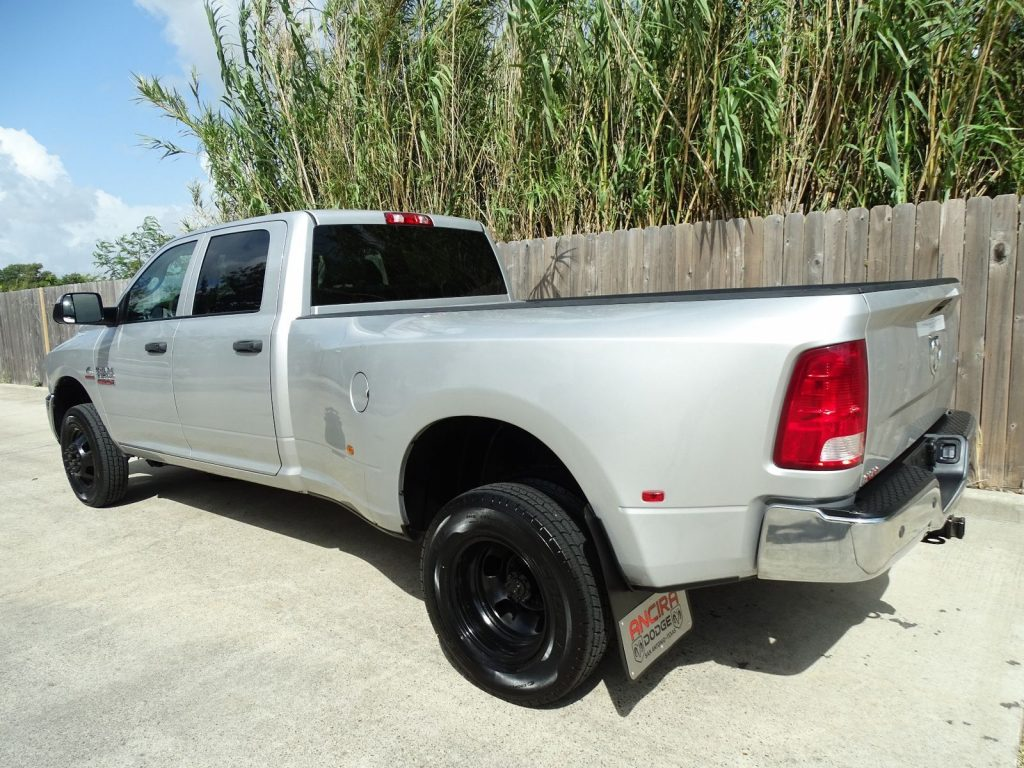 loaded with options 2016 Ram 3500 Tradesman lifted