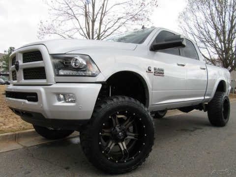 well optioned 2016 Ram 2500 lifted for sale