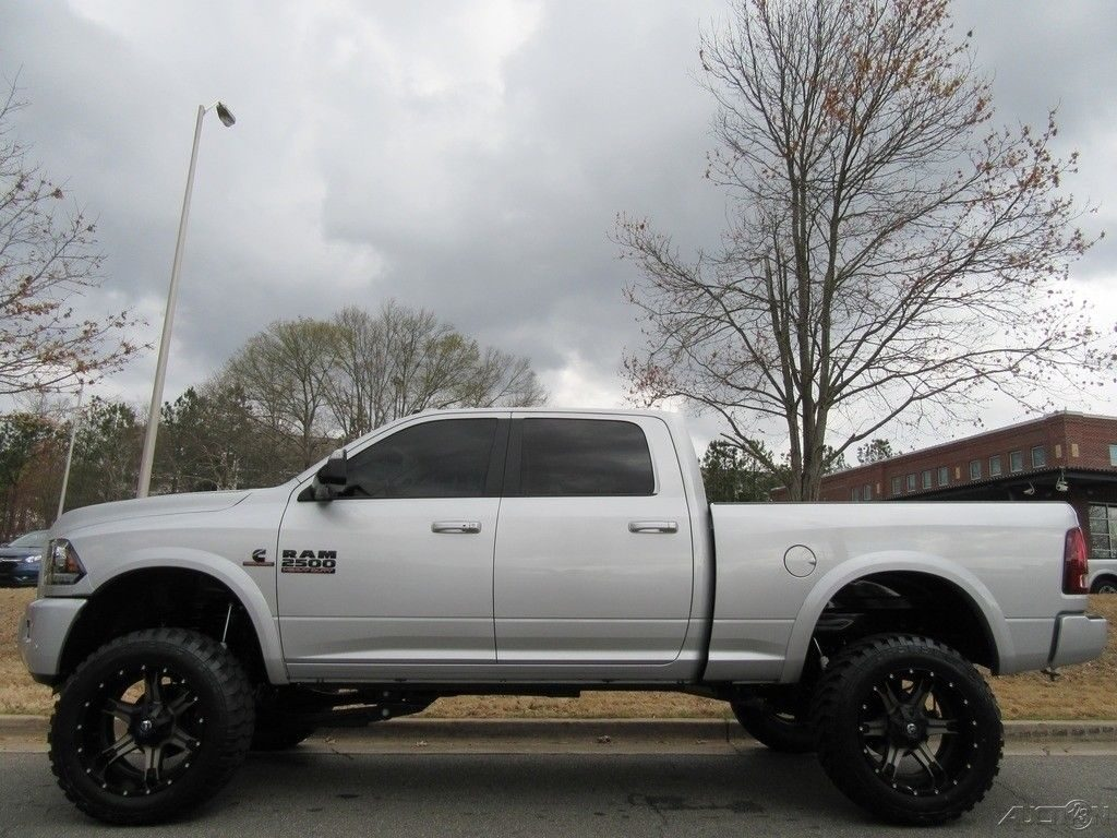 well optioned 2016 Ram 2500 lifted