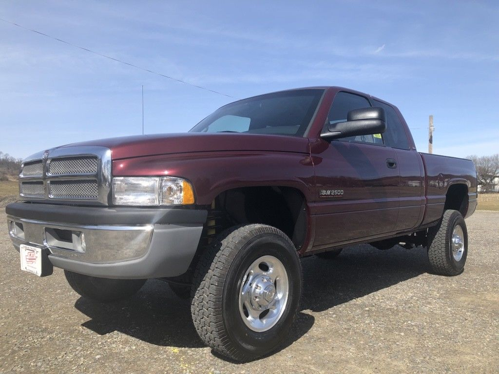 everything new 2001 Dodge Ram 2500 Laramie slt lifted for sale