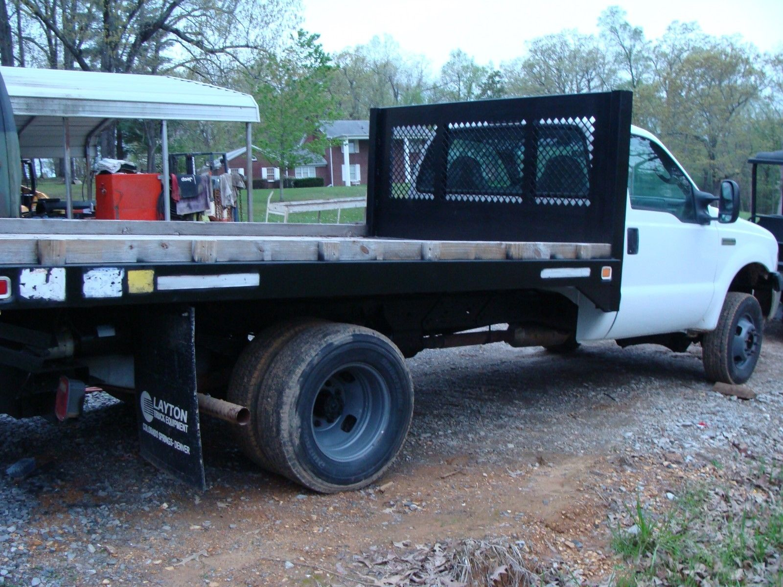 great shape 2006 Ford F 350 lifted