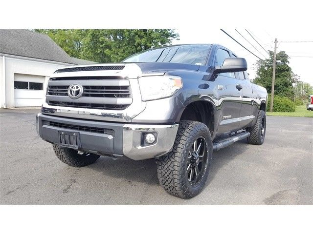 low mileage 2014 Toyota Tundra SR lifted for sale