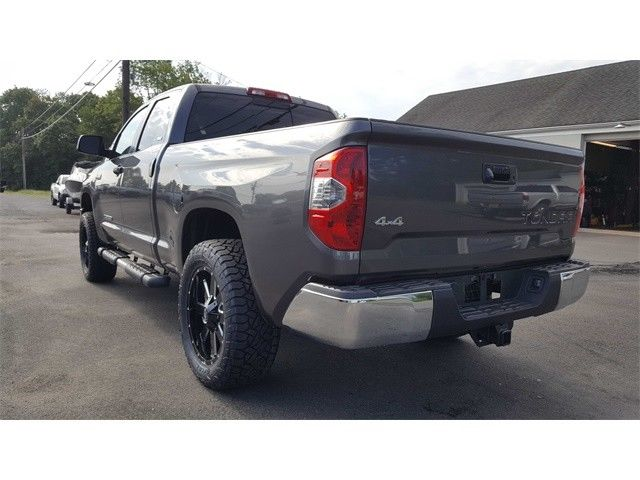 low mileage 2014 Toyota Tundra SR lifted