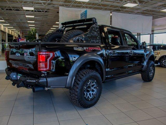 amazing  ford   shelby baja raptor lifted truck  sale
