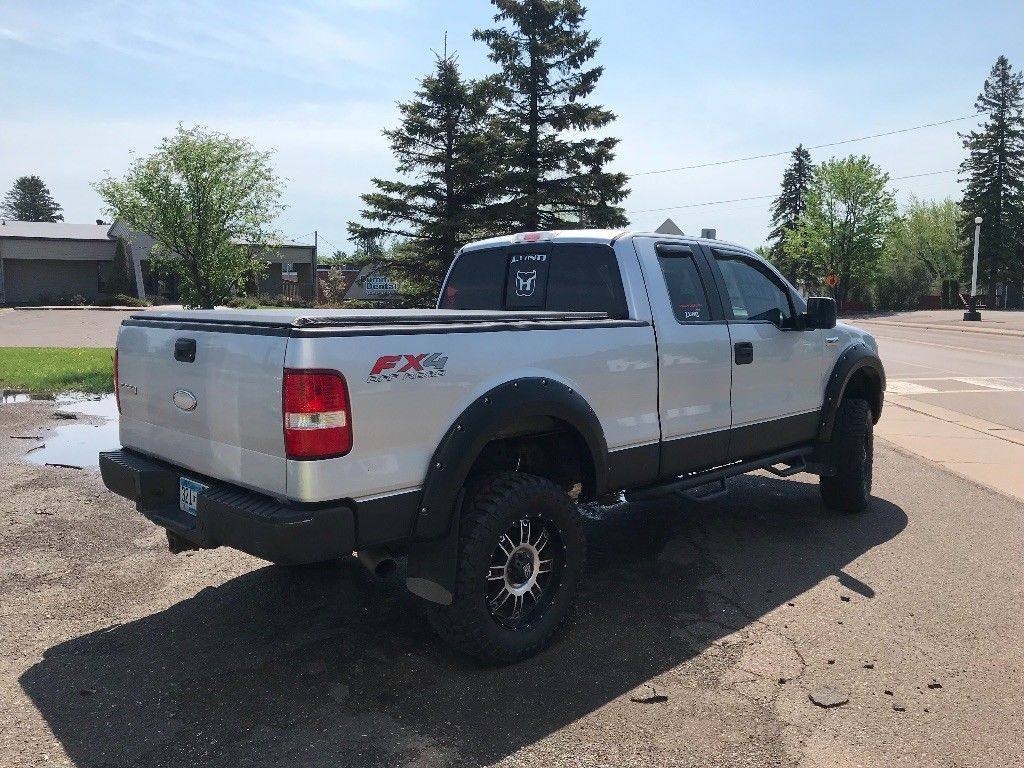 brand new engine 2005 Ford F 150 FX4 lifted