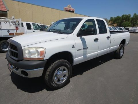 great shape 2006 Dodge Pickups SLT lifted for sale
