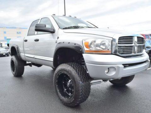 loaded 2006 Dodge Ram 3500 Laramie lifted for sale