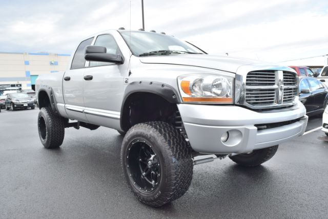 loaded 2006 Dodge Ram 3500 Laramie lifted