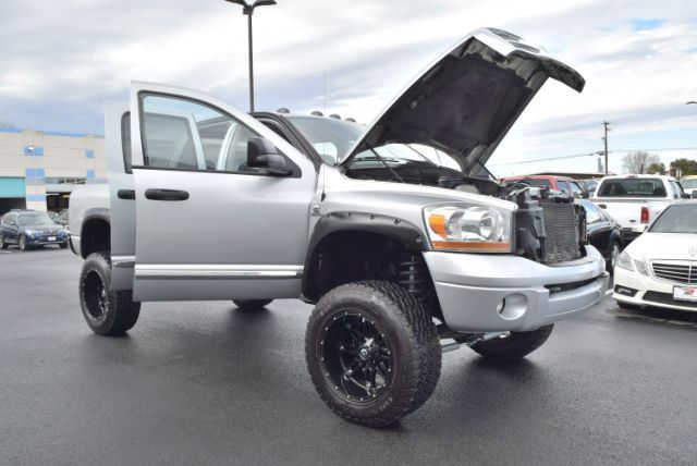 loaded 2006 Dodge Ram 3500 Laramie lifted