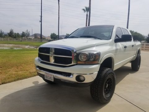 new paint 2006 Dodge Ram 3500 lifted for sale