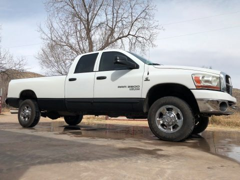 upgraded 2006 Dodge Ram 2500 SLT lifted for sale