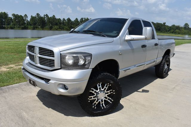 very clean 2006 Dodge Ram 2500 Laramie lifted for sale