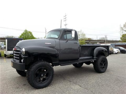 custom 1954 GMC Pickup lifted for sale