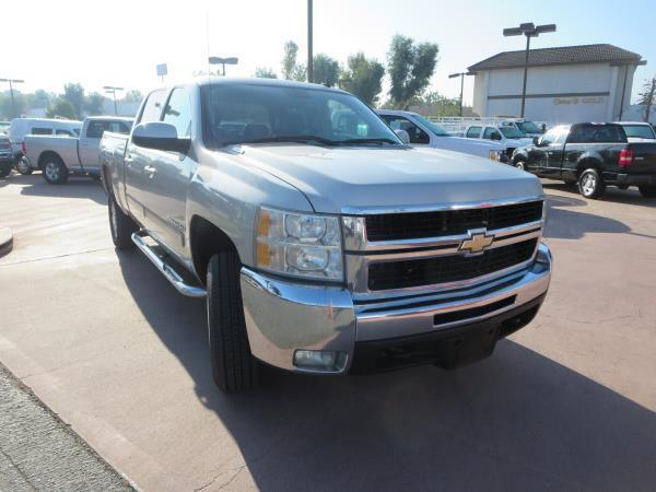 loaded 2007 Chevrolet C2500 DSL 4X4 LTZ lifted
