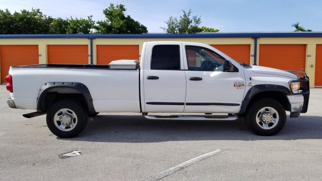 loaded 2007 Dodge Ram 3500 4X4 lifted