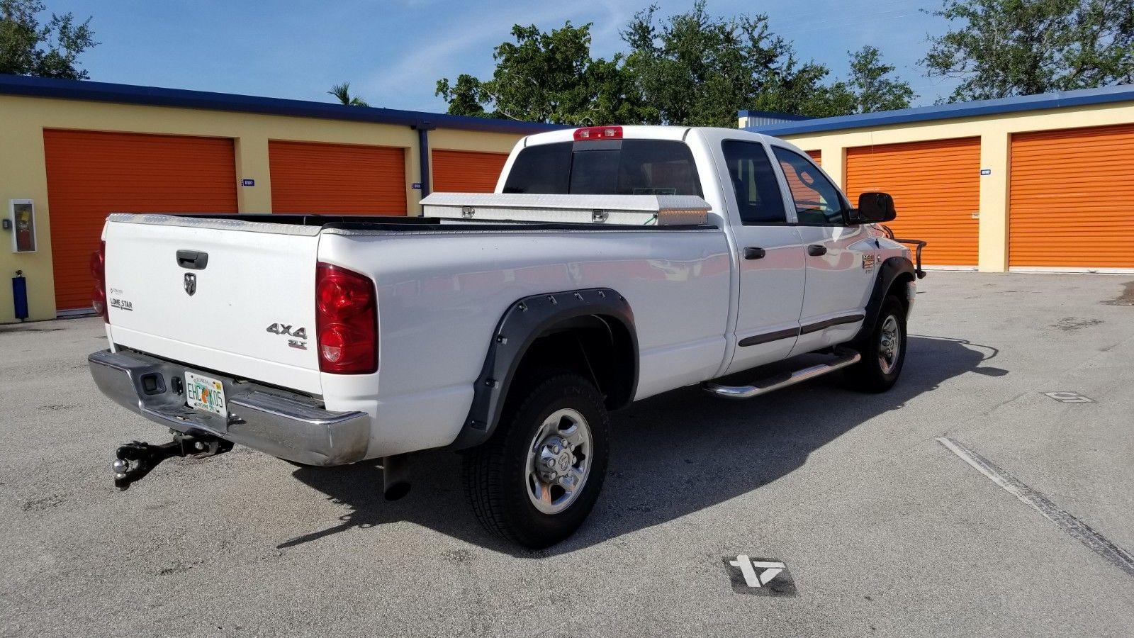 loaded 2007 Dodge Ram 3500 4X4 lifted