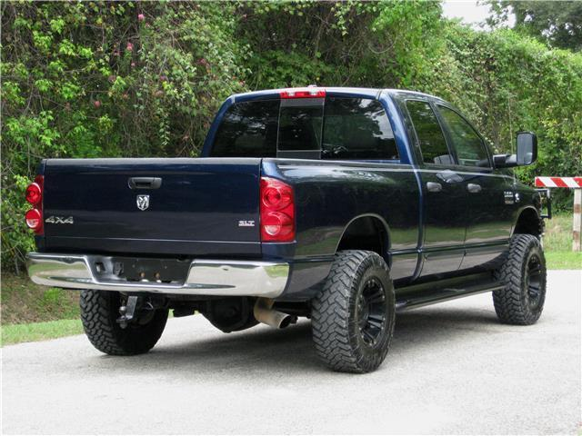 well equipped 2007 Dodge Ram 2500 lifted