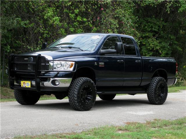 well equipped 2007 dodge ram 2500 lifted for sale Dodge Ram 2500 Regular Cab