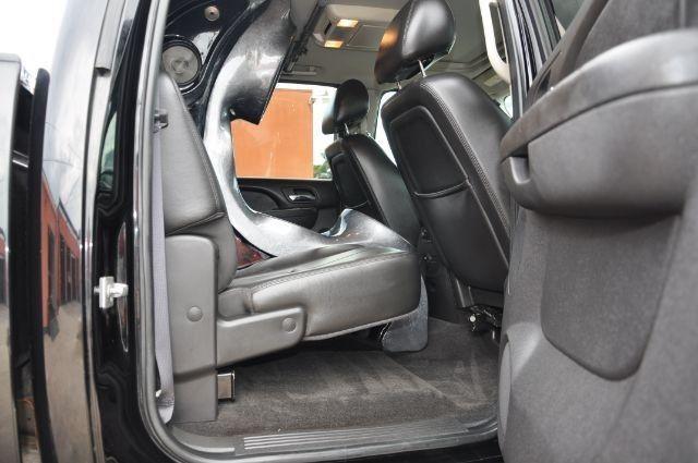 badass 2011 Chevrolet Silverado 2500 lifted