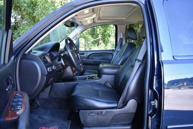 custom wheels 2008 Chevrolet Silverado 2500 LTZ lifted
