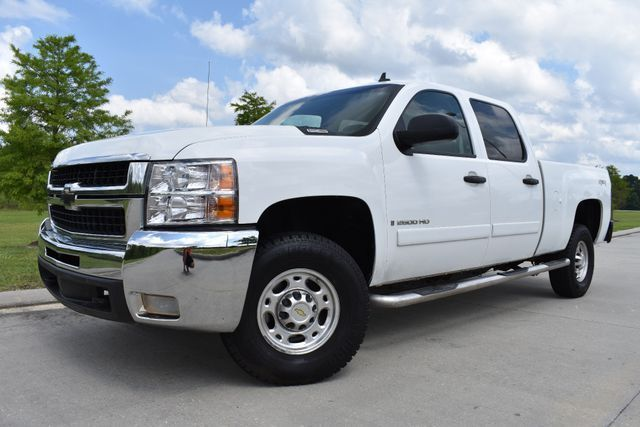 great shape 2008 Chevrolet Silverado 2500 LT lifted for sale
