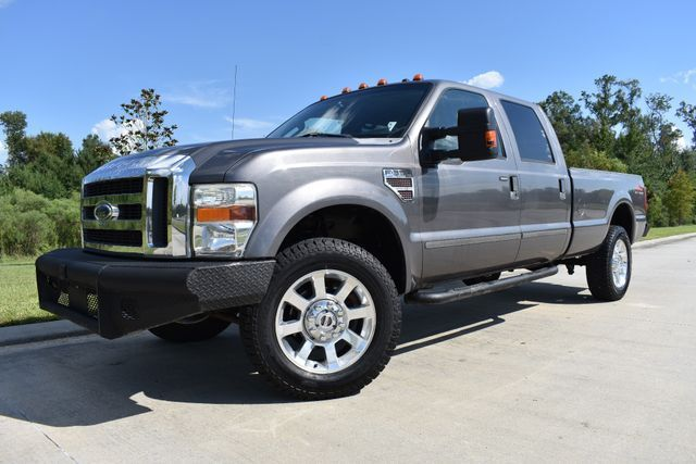 great shape 2008 Ford F 350 Lariat lifted for sale