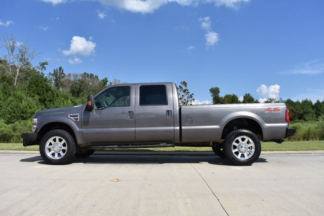great shape 2008 Ford F 350 Lariat lifted