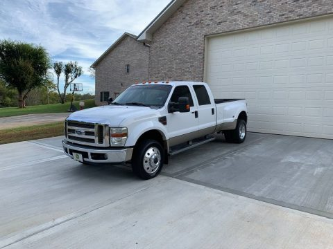 loaded 2008 Ford F 450 Lariat lifted for sale