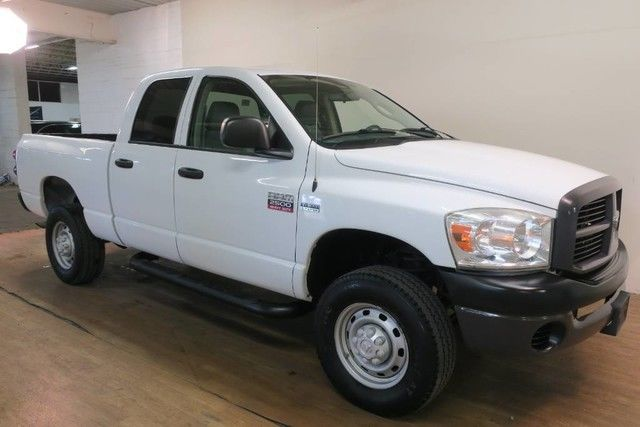 very clean 2008 Dodge Ram 2500 lifted