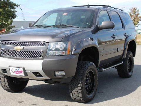 very clean 2011 Chevrolet Tahoe LTZ lifted for sale