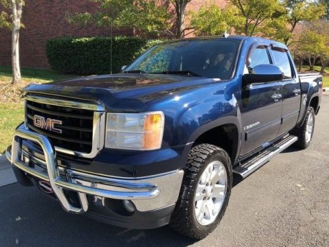 very nice 2008 GMC Sierra 1500 SLE1 pickup for sale