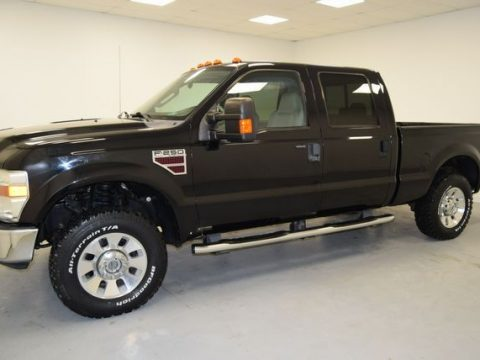 well equipped 2008 Ford F 250 Lariat lifted for sale