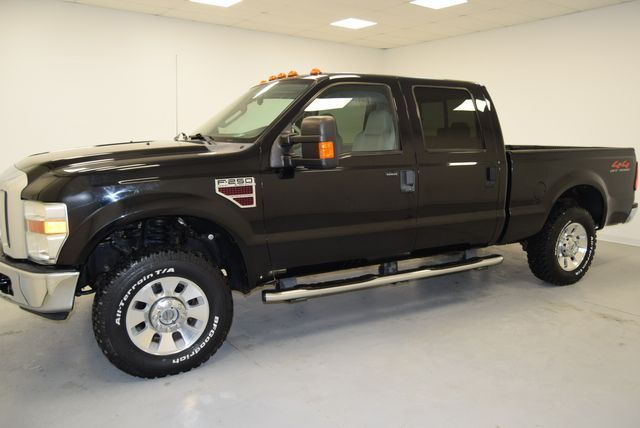 well equipped 2008 Ford F 250 Lariat lifted