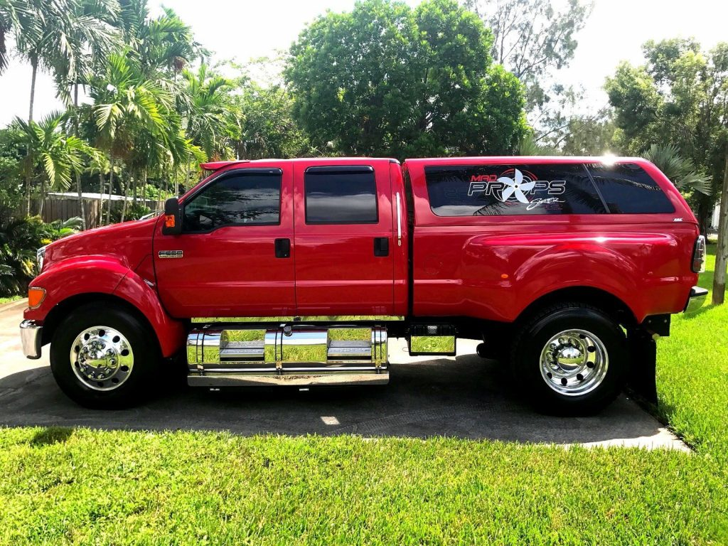 well modified 2008 Ford Pickups XLT lifted