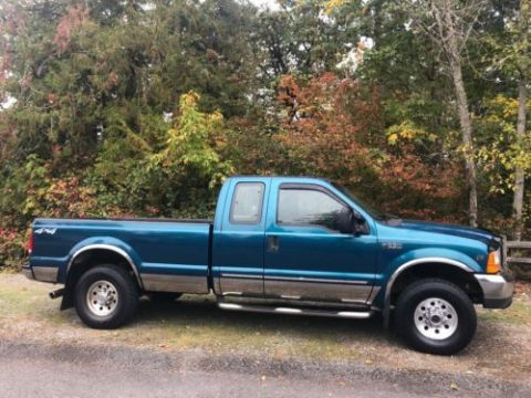well serviced 2000 Ford F 250 XLT V10 Super DUTY lifted for sale