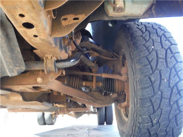 clean  2010 Chevrolet Silverado 3500 DRW LTZ lifted