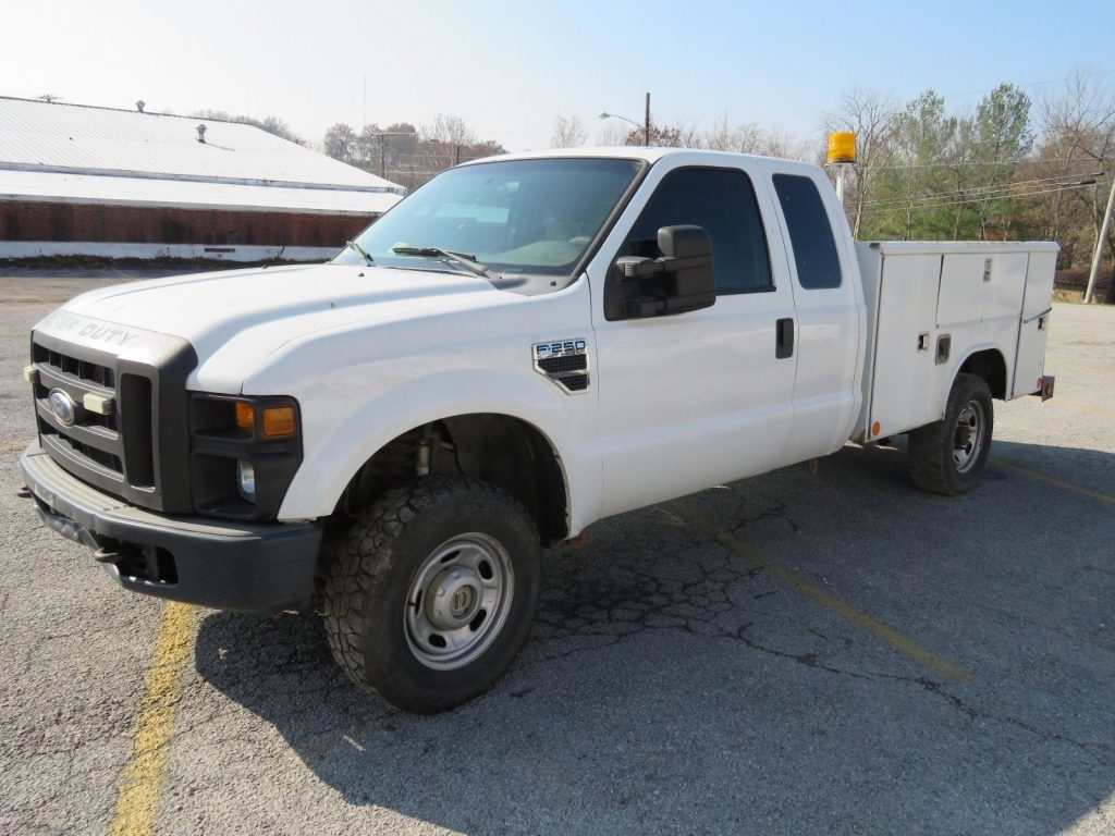 engine issue 2009 Ford F 250 5.4L lifted