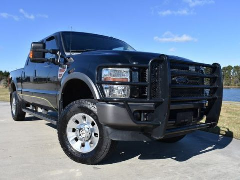 great shape 2010 Ford F 250 Cabelas lifted for sale