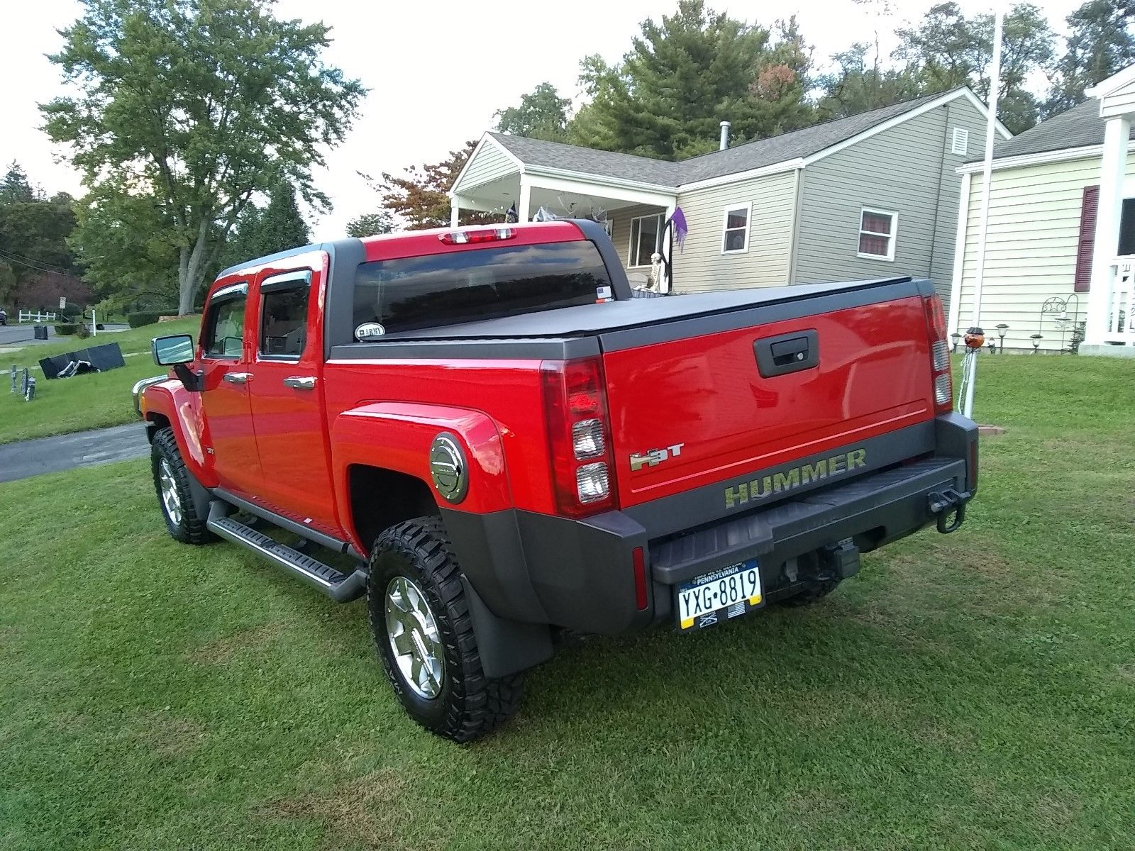 immaculate shape 2009 Hummer H3 lifted