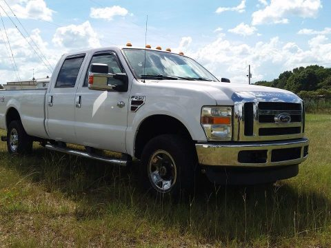 loaded 2009 Ford F 250 lifted pickup for sale