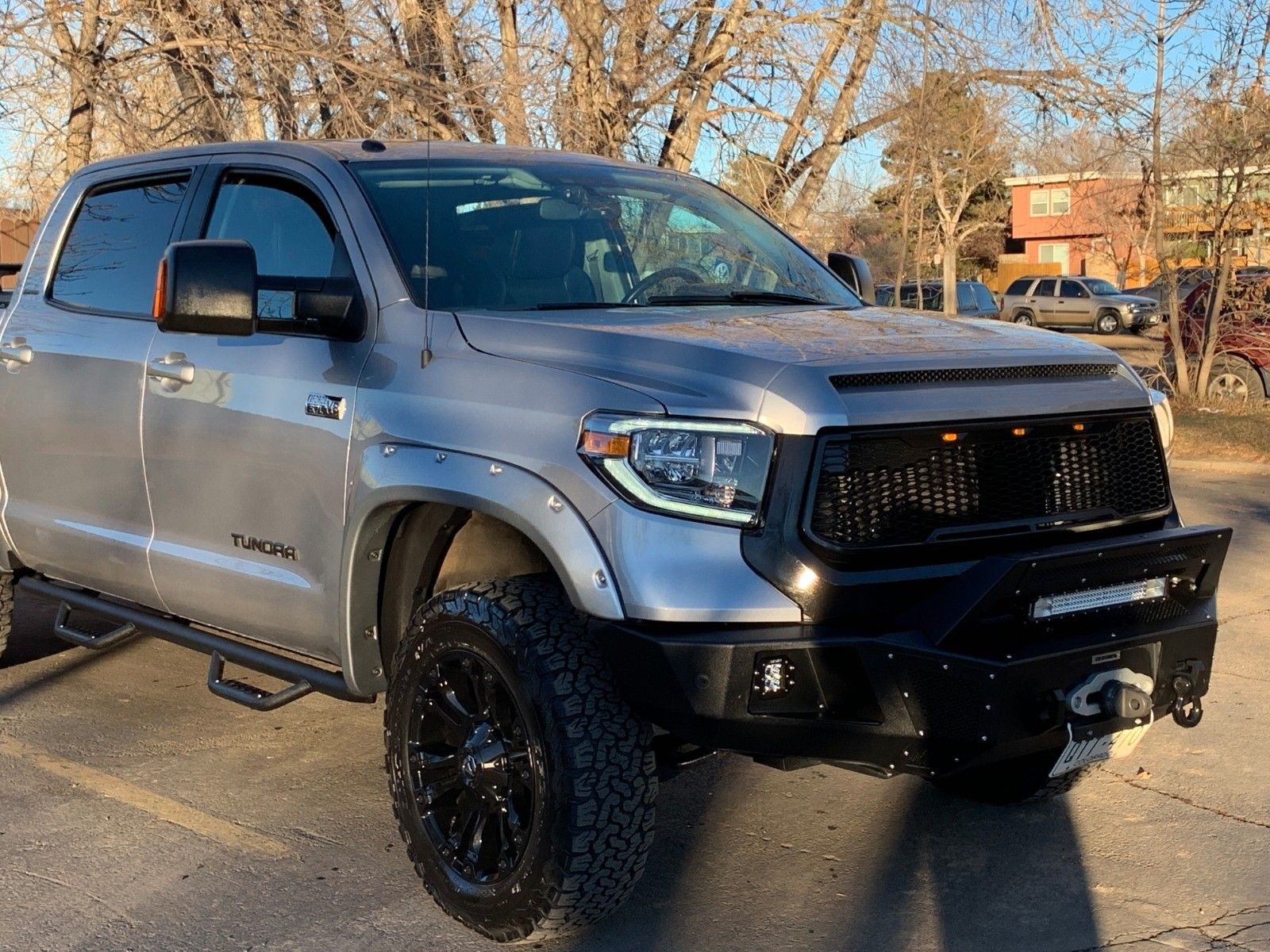 loaded 2014 Toyota Tundra Limited lifted for sale