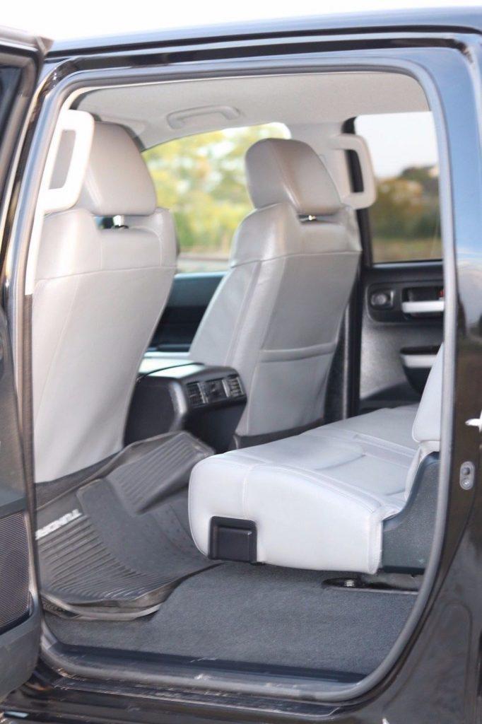 loaded 2015 Toyota Tundra SR5 lifted