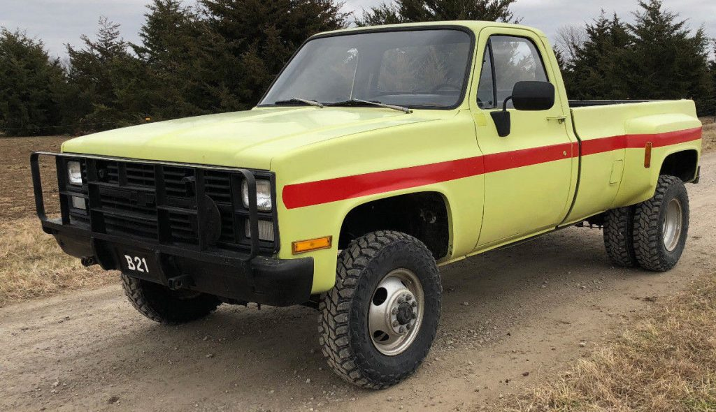 new parts 1986 Chevrolet M1028a3 D30 lifted