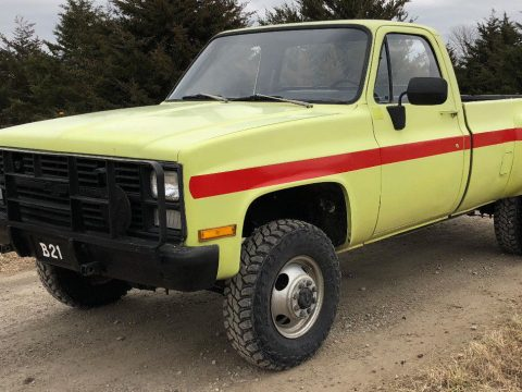 new parts 1986 Chevrolet M1028a3 D30 lifted for sale