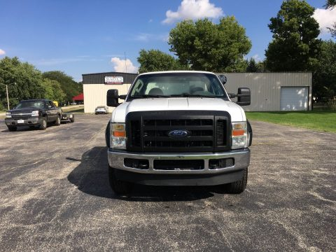 strong running 2009 Ford F 350 XL lifted for sale