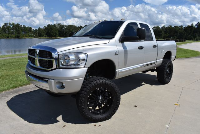 well equipped 2008 Dodge Ram 2500 Laramie lifted for sale