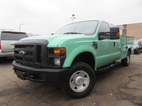 well equipped 2009 Ford F 250 XL Supercab lifted for sale