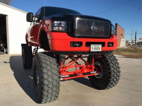 amazing 2004 Ford F 250 Harley Davidson lifted for sale