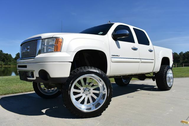 big lift 2011 GMC Sierra 1500 Denali lifted