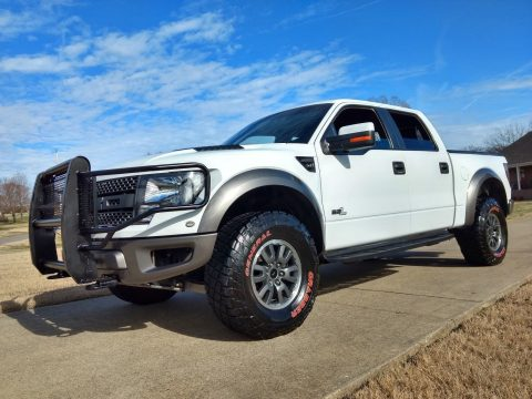 great shape 2011 Ford F 150 Raptor SVT lifted for sale
